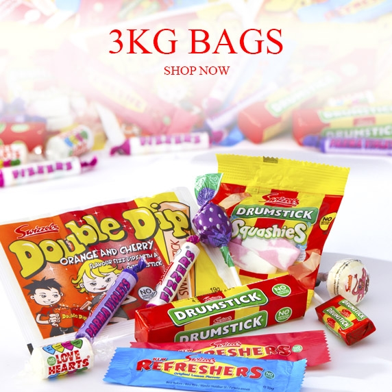 3kg Bags
