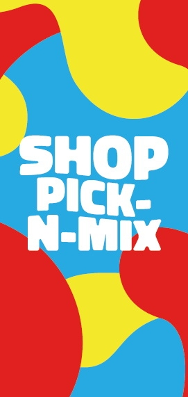 Vegetarian & Vegan Pick-n-Mix