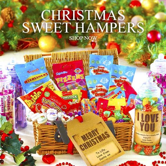 Christmas Sweet Hampers
