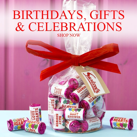 BIRTHDAY GIFTS AND CELEBRATIONS
