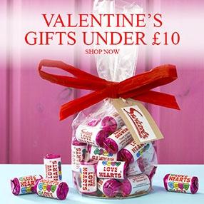 Valentine's Gifts Under £10