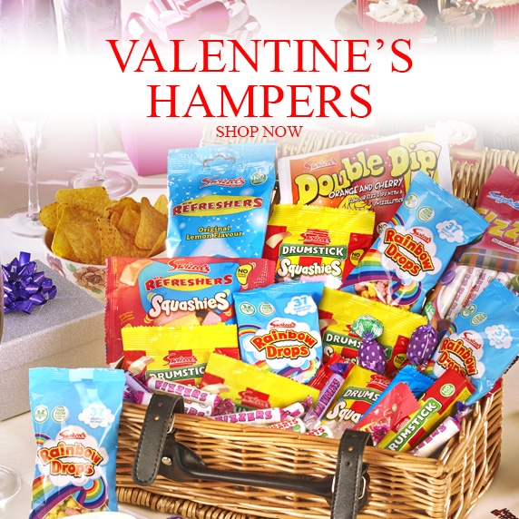 Valentines Sweet Hampers