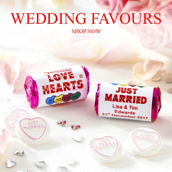 Wedding Love Hearts