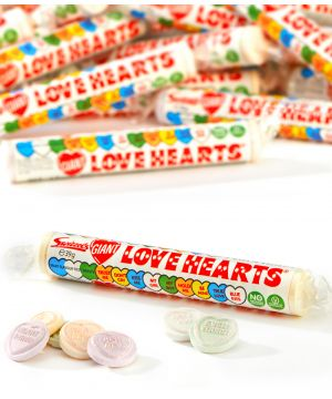 2kg Party Pack of Love Hearts
