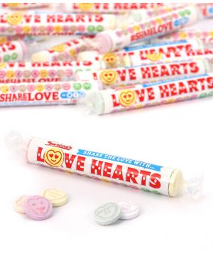 3kg Party Pack of Love Hearts