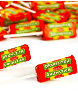 2kg Party Pack of Drumstick Lollies