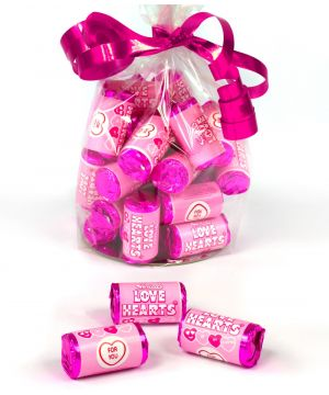 30 Limited Edition Valentines Love Hearts – FOR YOU