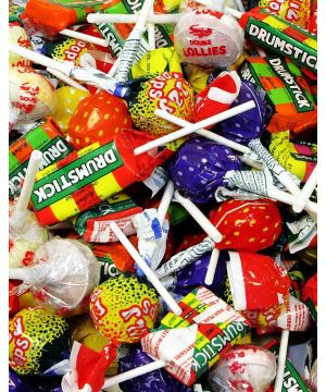2kg Assorted Lollies box