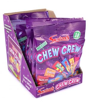 12 x 180g Chew Crew