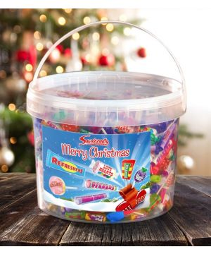 Christmas 5kg Swizzels Sharing Tub