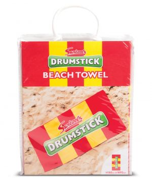 Drumstick Beach Towel