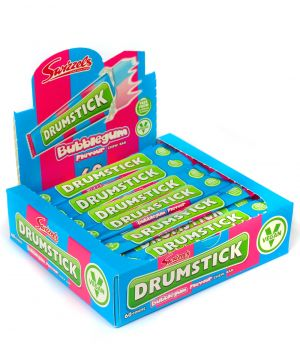 60 x Bubblegum Drumstick Bar