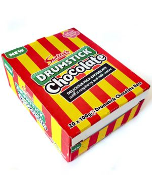 20 x 100g Drumstick chocolate bars