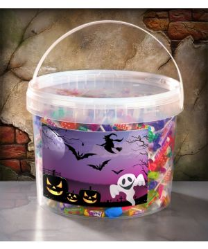 Halloween Trick or Treat 5kg Swizzels Sweet Tub