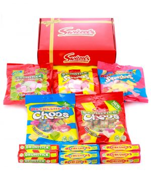 Chews Me Soft and Chewy Red Hamper