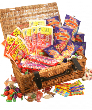 Vegan and Vegetarian Retro Sweet Hamper 2.5kg