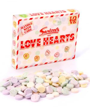 Love Hearts Love Letters