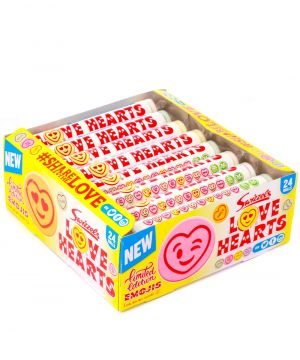 24 Giant Love Hearts rolls