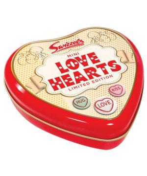 Love Hearts Collectable Tin