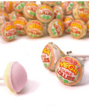 Pick-n-Mix Mega Double Lolly