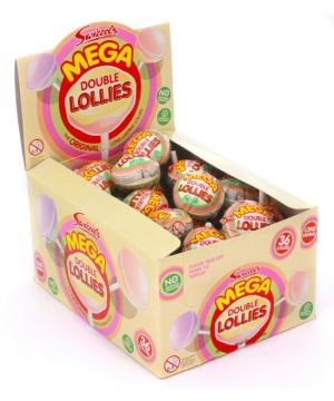 36 Mega Double Lollies