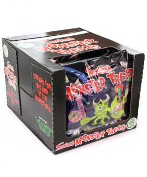 8 x 480g Monster Treats Halloween Bags