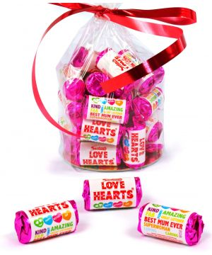 30 Limited Edition Mothers Day Love Hearts
