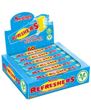 A Box of 60 Original flavour Refresher chew bars