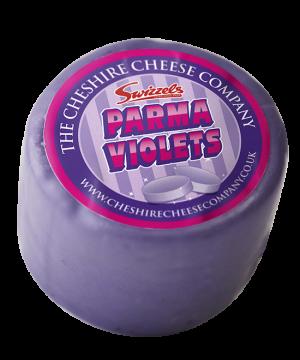 Parma Violet Cheese
