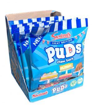 12 x Swizzels PUDS Bag 150g