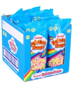 8 x 80g Rainbow Drops bags