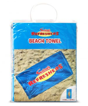 Refreshers Beach Towel