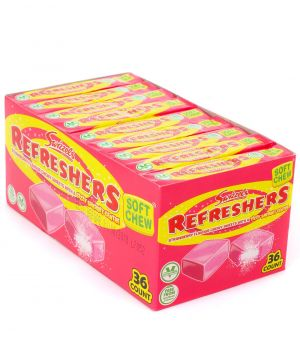 36 Strawberry flavour Refresher Stick Packs