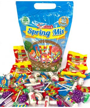 Spring Mix Pouch 500g