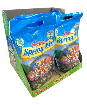 6 x Spring Mix Pouch 500g