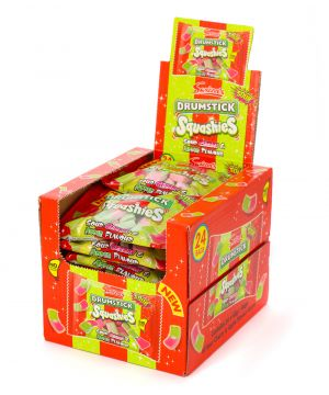 24x45g Drumstick Squashies Sour Cherry and Apple Flavour