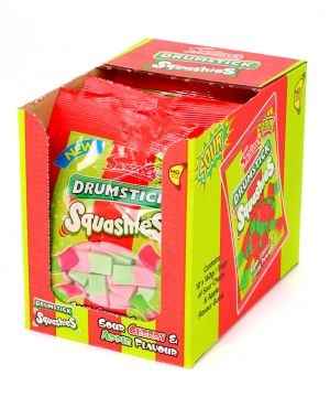 10x160g Drumstick Squashies Sour Cherry and Apple Flavour