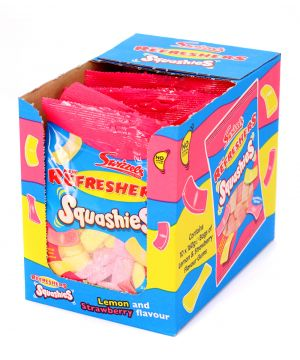 10x160g Refresher Squashies