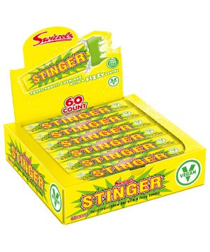60 Stinger Chew Bars