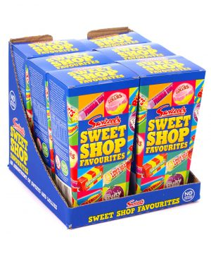 6 x Sweetshop Favourite Gift Boxes