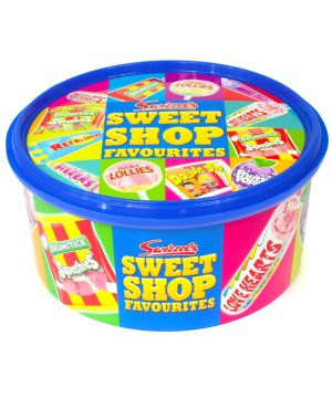 750g Sweetshop Favourite Tub