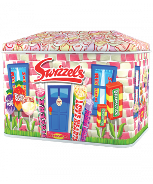 Swizzels House Collectable Tin