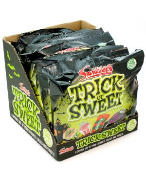 9 x 210g Trick or Sweet Halloween Bags
