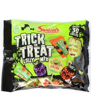 330g Trick or Treat Lolly Mix